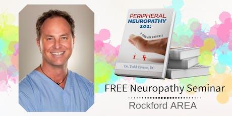 Free Peripheral Neuropathy & Nerve Pain Breakthrough Dinner Seminar - Rockford, IL tickets