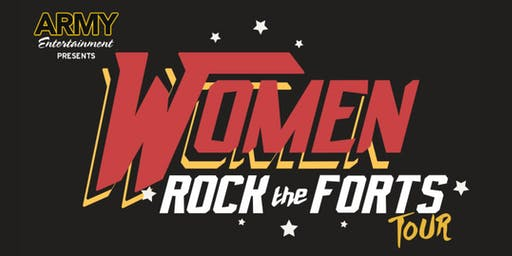 Women Rock the Forts Tour Maddie & Tae Concert Fort Rucker
