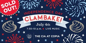 Independence Day Clambake!