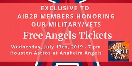 AIB2B & WOCHP Presents Angels Day tickets