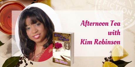 Fresh Fiction Afternoon Tea with Kim Robinson tickets