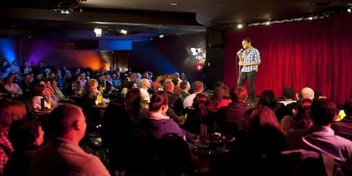 HellaFunny Comedy at SF's Biggest Comedy Club