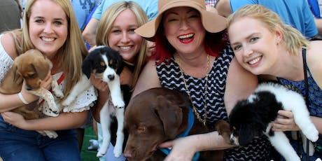 Canines & Cocktails - July benefit for the Great Dog Rescue New England tickets