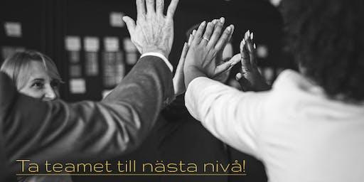 Helsingborg - Ta teamet till nästa nivå!