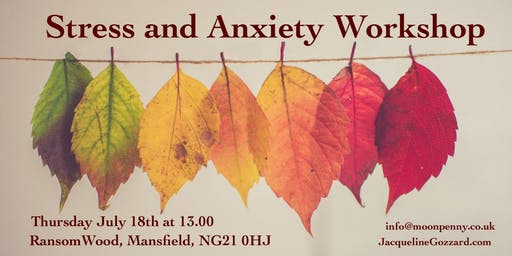 The Stress and Anxiety Workshop