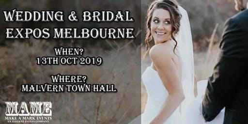 Wedding & Bridal Expo Malvern -  13th October 2019