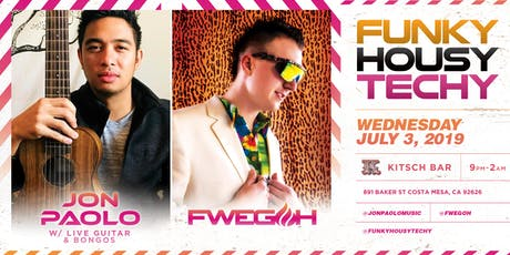 Dance Party - House, Funk, Electro, Techno tickets