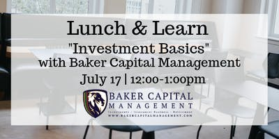 Investment Basics with Baker Capital Management