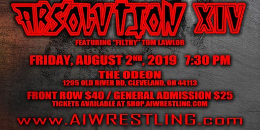 """Absolute Intense Wrestling Presents """"Absolution 14"""""""