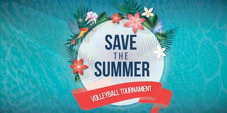 TrustedER Save the Summer Volleyball Tournament tickets