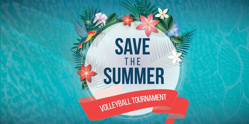 TrustedER Save the Summer Volleyball Tournament