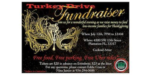 Turkey Drive Fundraiser