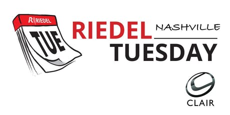 Riedel Tuesday Nashville Hosted by Clair Global tickets