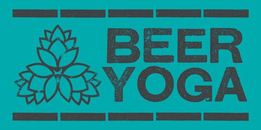 Beer Yoga Class with Advanced Fitness and Yoga
