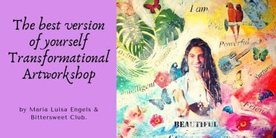 THE BEST VERSION OF YOURSELF-  TRANSFORMATIONAL ARTWORKSHOP
