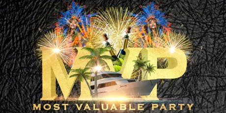MVP : Most Valuable Party Caribana Boat Cruise 8th Edition tickets