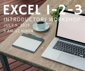 Excel 1-2-3 tickets