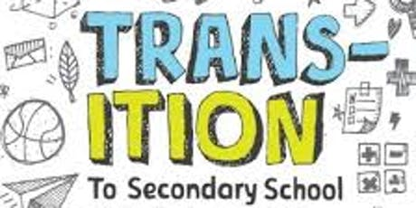 Transition workshop for Year 6-Spalding tickets