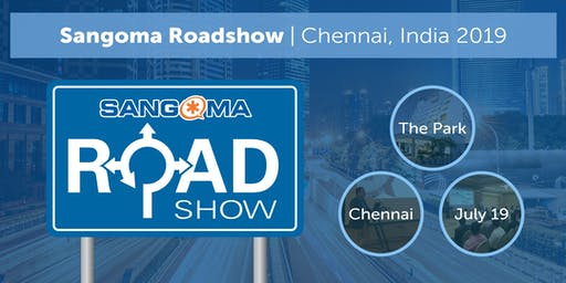 Sangoma Roadshow - Chennai, India