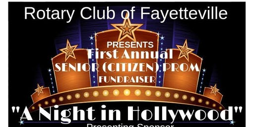 Senior Citizen Prom - A Night in Hollywood