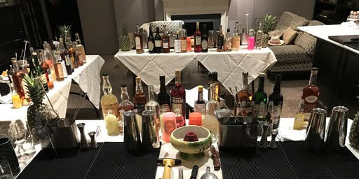 Cocktails 101: An Introduction to Classic Cocktails & Craft Bartending