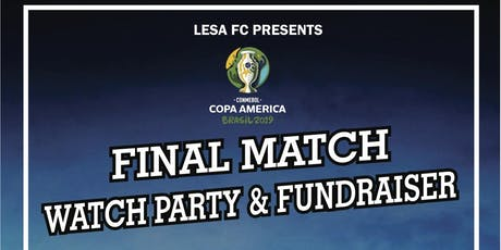 2019 Copa America Final Match Watch Party  tickets
