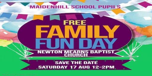 Maidenhill Family Fun Day @ NMBC