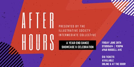AFTER HOURS: A Year-End Dance Showcase and Celebration tickets