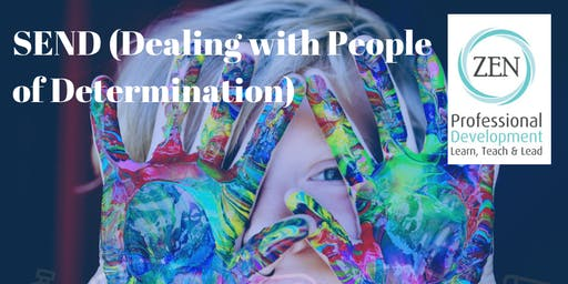 SEND- Dealing with People of Determination