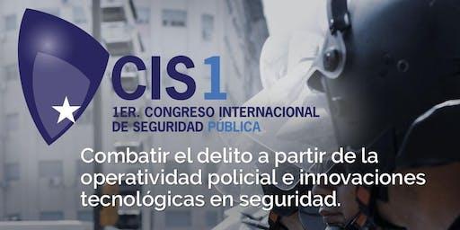 CONGRESO INTERNACIONAL DE SEGURIDAD PÚBLICA I EDICIÓN
