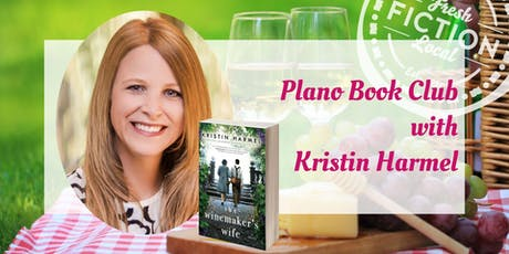 Plano Book Club and Potluck with call-in author Kristin Harmel tickets