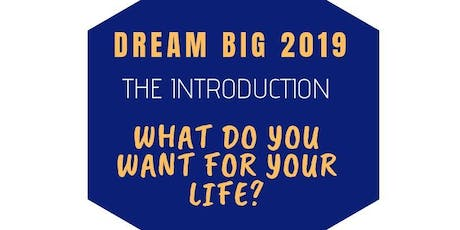 Dream Big 2019 tickets