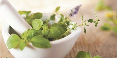 Atelier d'herboristerie - Se préparer à l'hiver billets