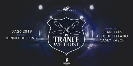 In Trance We Trust tickets