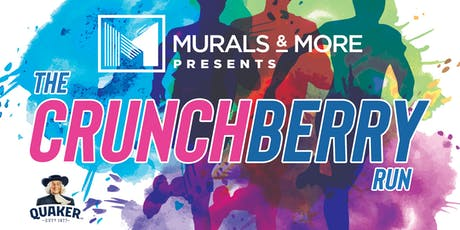 The Crunch Berry Run tickets
