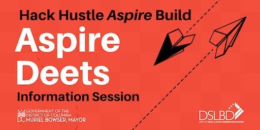 WeAspire Info Session