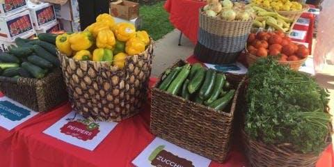"""Martha's Table Taste of Summer 2019 """"Joyful Food Market"""""""