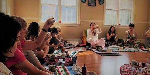 Sacred Feminist Womxn's Circle  - July 21, 2019!