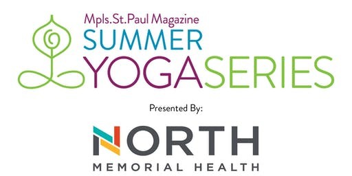 Summer Yoga Series - August