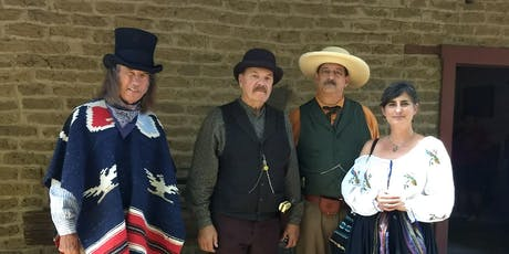 """""""Western Day"""" at the Peña Adobe Park, Saturday, July 6th  11 a.m. to 2 p.m.  tickets"""