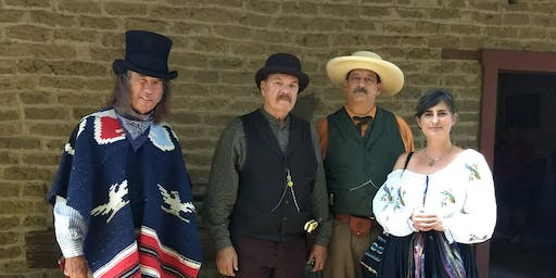 """Western Day"" at the Peña Adobe Park, Saturday, July 6th  11 a.m. to 2 p.m."