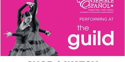 Ensemble Español Spanish Dance Company Performing at The Guild