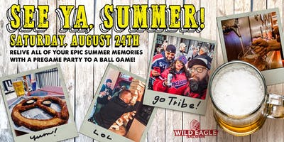 See Ya Summer Party at Wild Eagle Saloon