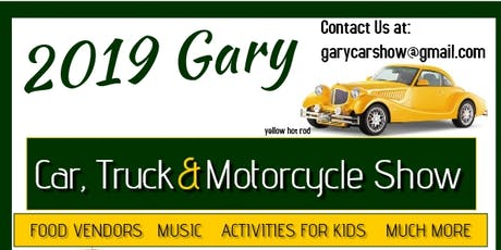 2019 Gary Car, Truck and Motorcycle Show tickets