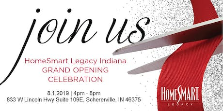 HomeSmart Legacy Grand Opening tickets