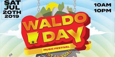 WALDO DAY MUSIC FESTIVAL tickets