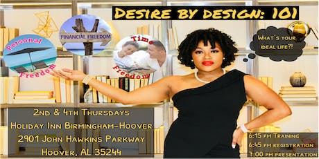 Desire by Design tickets