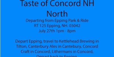 Beer Tour - Concord NH North, Kettlehead, Canterbury Ales,Concord Craft