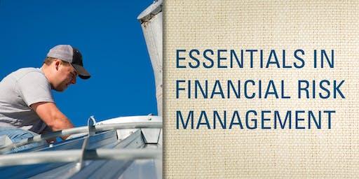 Essentials in Financial Risk Management - Kenton