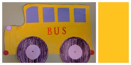 The Wheels on the Bus Workshop (18 Months-6 Years) tickets
